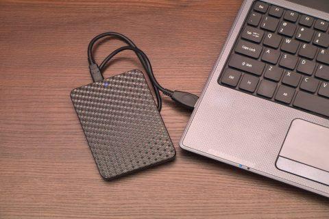 Disque dur externe portable