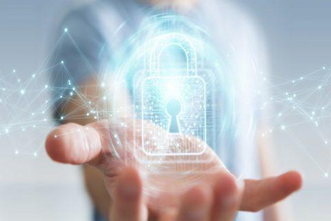 Illustration de la protection des données