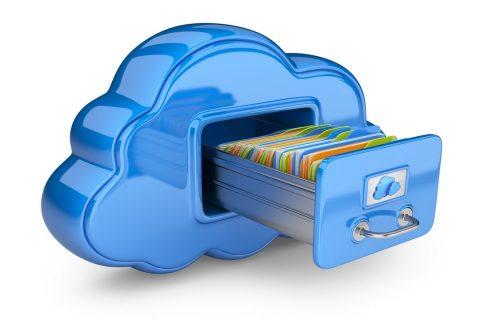 Le cloud pour stocker des données